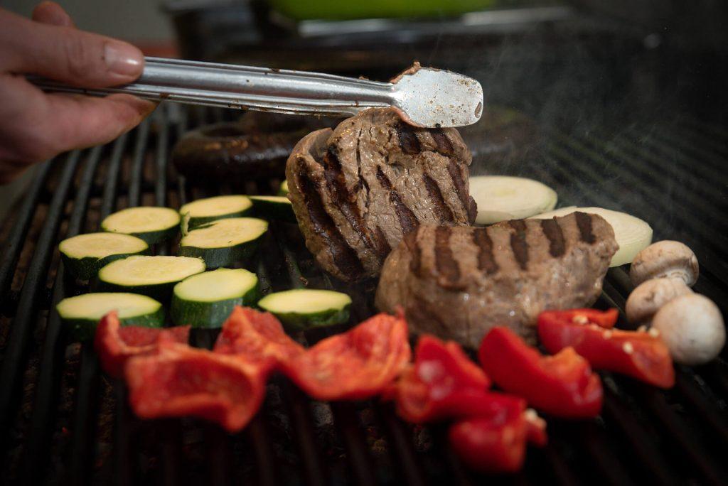 Beefsteak sa žara
